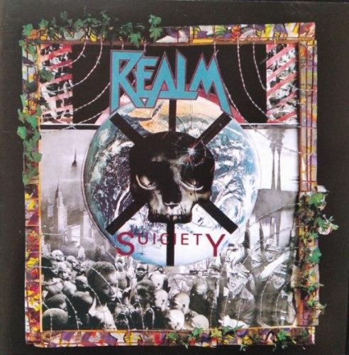 REALM - Suiciety CD Thrash Metal