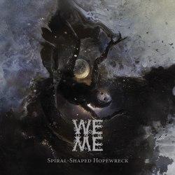 WOE UNTO ME - Spiral-Shaped Hopewreck Digi-MCD Progressive Doom Metal