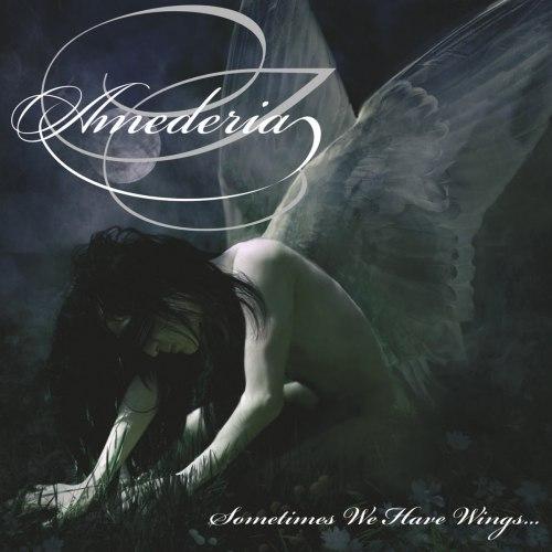 AMEDERIA - Sometimes We Have Wings... Digi-CD Dark Metal