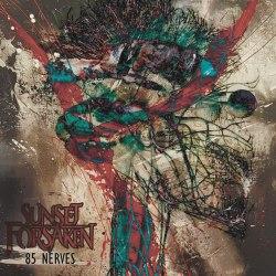 SUNSET FORSAKEN - 85 Nerves Digi-CD Doom Metal