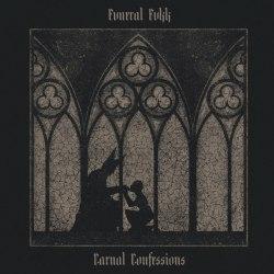 FVNERAL FVKK - Carnal Confessions CD Doom Metal