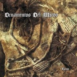 ORNAMENTOS DEL MIEDO - Ecos CD Funeral Doom Death Metal