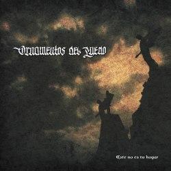 ORNAMENTOS DEL MIEDO - Este No Es Tu Hogar CD Funeral Doom Death Metal