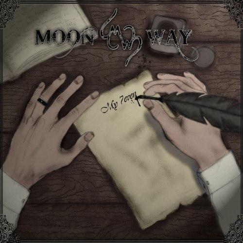 MOONWAY - My 7even CD Doom Metal