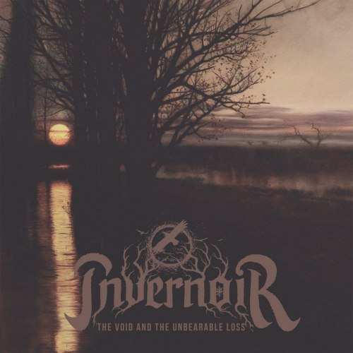 INVERNOIR - The Void And The Unbearable Loss CD Dark Metal