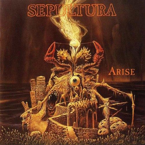 SEPULTURA - Arise CD Thrash Metal