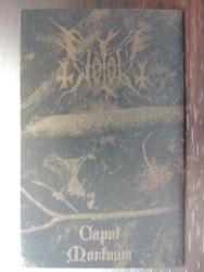 WOLOK - Caput Mortuum Tape Black Metal