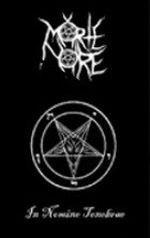 MORTE NOIRE - In Nomine Tenebrae Tape Black Metal