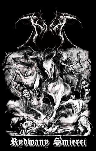 KOSA - Rydwany Śmierci Tape Black Metal