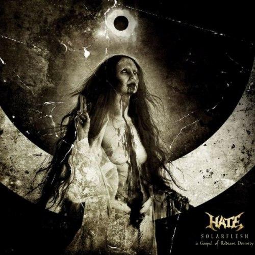 HATE - Solarflesh CD Death Metal