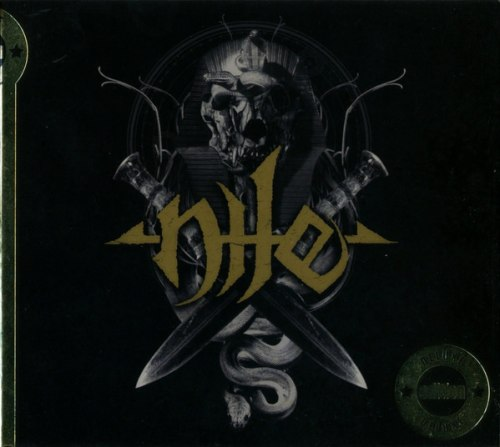 NILE - Legacy Of The Catacombs Digi-CD+DVD Technical Brutal Death Metal