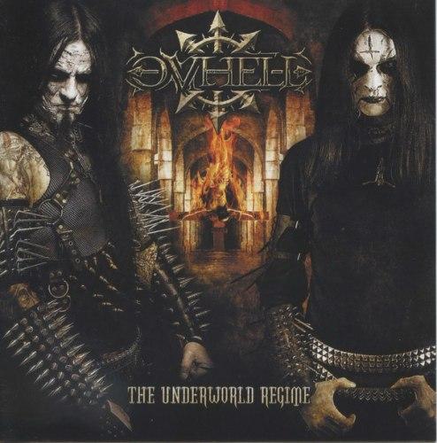OV HELL - The Underworld Regime CD Black Metal