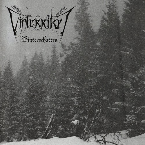 VINTERRIKET - Winterschatten CD Atmospheric Metal