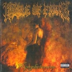 CRADLE OF FILTH - Nymphetamine CD Symphonic Metal