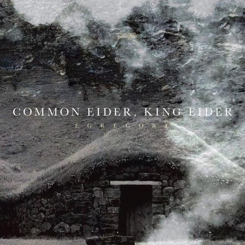 COMMON EIDER, KING EIDER - Égrégore Digi-CD Experimental Music