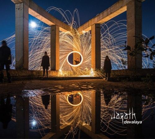 JAGATH - Devalaya Digi-CD Industrial Ambient