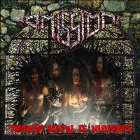OMISSION - Thrash Metal Is Violence LP Thrash Metal