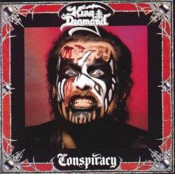 KING DIAMOND - Conspiracy LP Heavy Metal