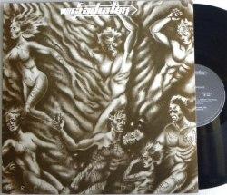 GLADIATOR - Dreadful Dreams LP Thrash Metal
