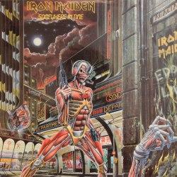IRON MAIDEN - Somewhere in Time LP Heavy Metal