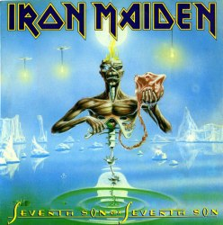IRON MAIDEN - Seventh Son Of A Seventh Son LP Heavy Metal