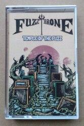 FUZZTHRONE - Temple of the Fuzz Tape Stoner Doom Metal