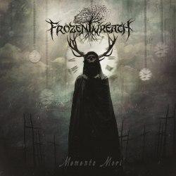 FROZEN WREATH - Memento Mori CD Atmospheric Metal