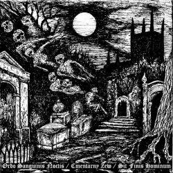 ORDO SANGUINIS NOCTIS / CMENTARNY ZEW / SIT FINIS HOMINUM - Wyżyny Siedmiu Samotności CD Black Metal