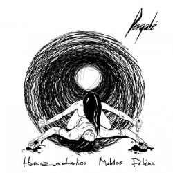 PERGALE - Horizontalios Maldos Palaima CD Depressive Metal Rock