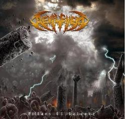 REVILEMENT - Pillars of Balance CD Death Metal