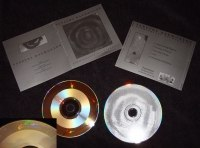 SANCTUS DAEMONEON - N0thingless N0thingness CD Experimental Metal