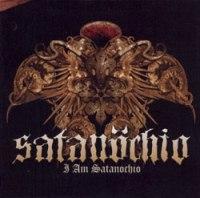 SATANOCHIO - I am Satanochio CD Black Metal