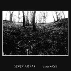 SEMEN DATURA - Einsamkeit CD Black Metal