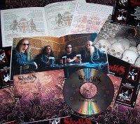 SHACKLES - Traitors' Gate CD Thrash Metal