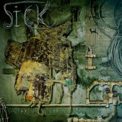 SICK - Satanism. Sickness. Solitude. CD Sick Black Metal