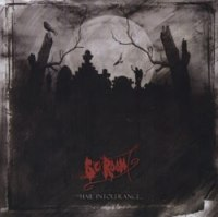 SICK ROOM 7 - Hail intolerance CD Obscure Metal