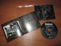 SOULCIDE - The Warshadows CD Black Metal