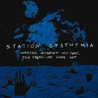 STATION DYSTHYMIA - Overhead, Without Any Fuss... CD Extreme Funeral Doom