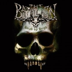 THE BATALLION - Head up High Gatefold LP Death Thrash Metal