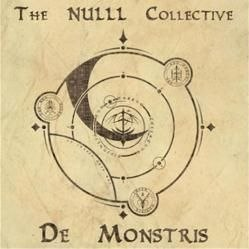 THE NULLL COLLECTIVE - De Monstris CD Funeral Doom Metal