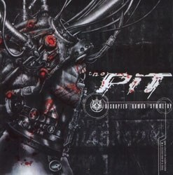 THE PIT - Disrupted Human Symmetry CD Thrash Metal