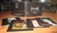 UDUMBAL - From beyond MXMVIII-MMVIII 4CD Left Hand Path Art