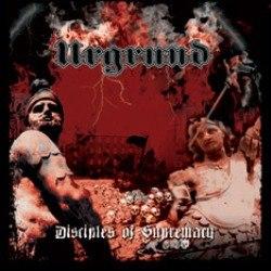 URGRUND - Disciples of Supremacy CD Black/Thrash Metal