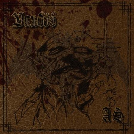 VANDOD - As LP Black Metal