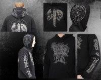 VICTIM PATH - Edges of Insanity hooded sweat-shirt - L Балахон Depressive dark metal
