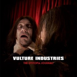 VULTURE INDUSTRIES - The Dystopia Journals DLP Avant-garde Metal