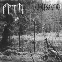 """WOLFSMOND / ETERNITY - Eternity / Wolfsmond 7""""EP Black Metal"""