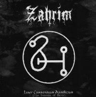 ZAHRIM - Liber Compendium Diabolicum CD Black Metal