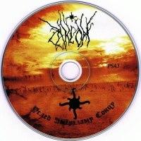 ZAKLON - Услед змёрзламу сонцу CD Black Metal