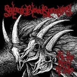 SATANIC BLOODSPRAYING - At the Mercy of Satan LP Black Metal